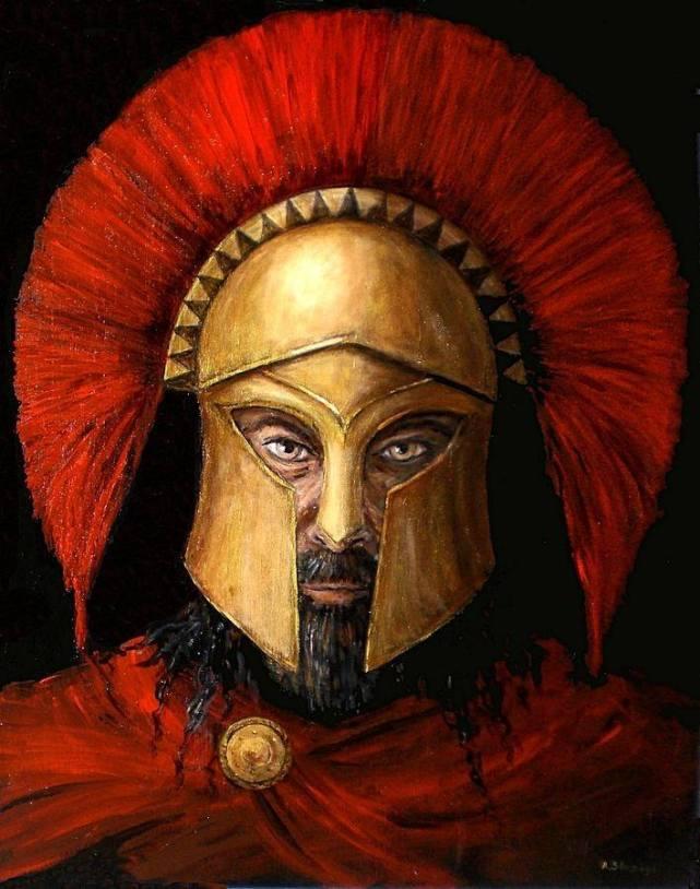 Arturas Slapsys, Generale spartano
