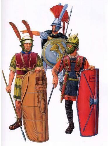 Graham Sumner, Soldati romani in Oriente (II-I secolo a.C.)