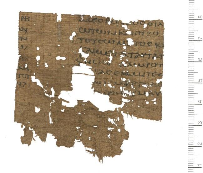 PSI XV 1470, prosa su Saffo fr. 31 Voigt