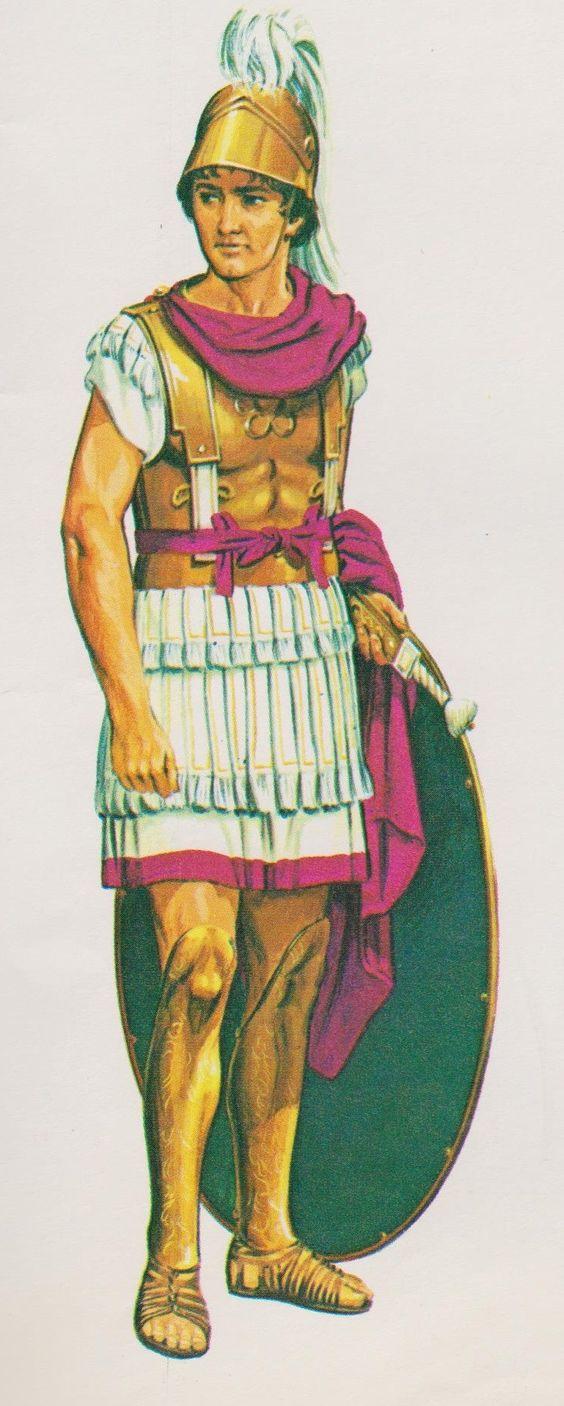 Peter Connolly, Tribuno romano